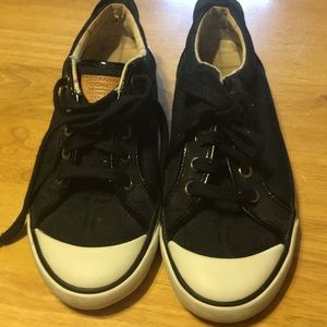 Coach used black shoes size 7
